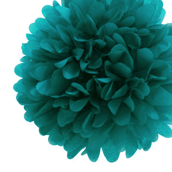 Wedding Tissue Paper Pom Poms or Party Pom Poms