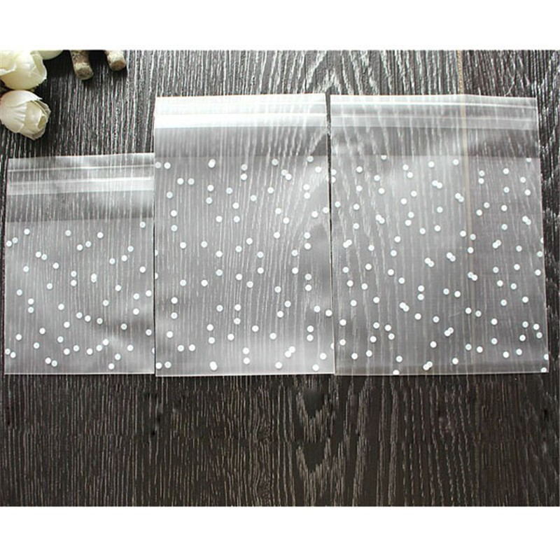 Small Cellophane Bags-Translucent/Frosty