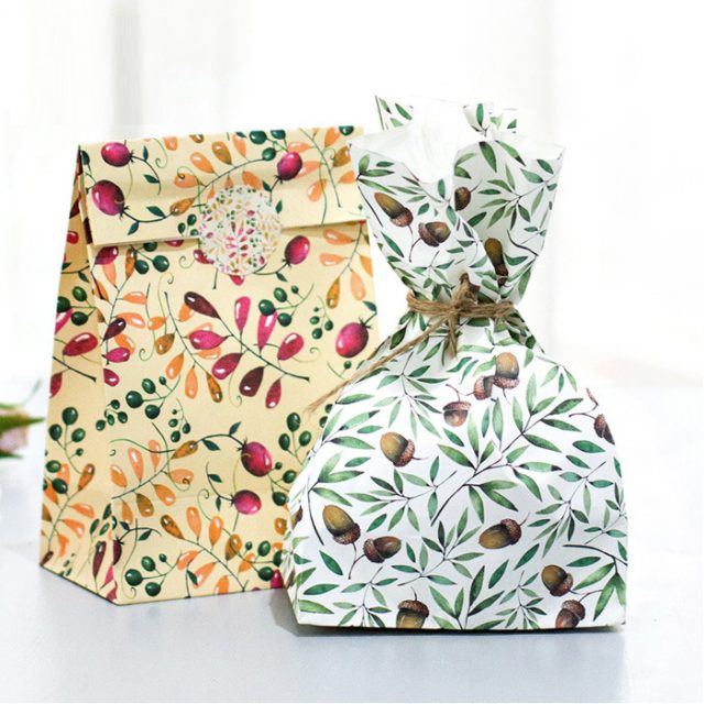 Paper Bags for Gifts