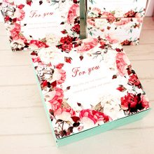 Small Packaging Gift Boxes