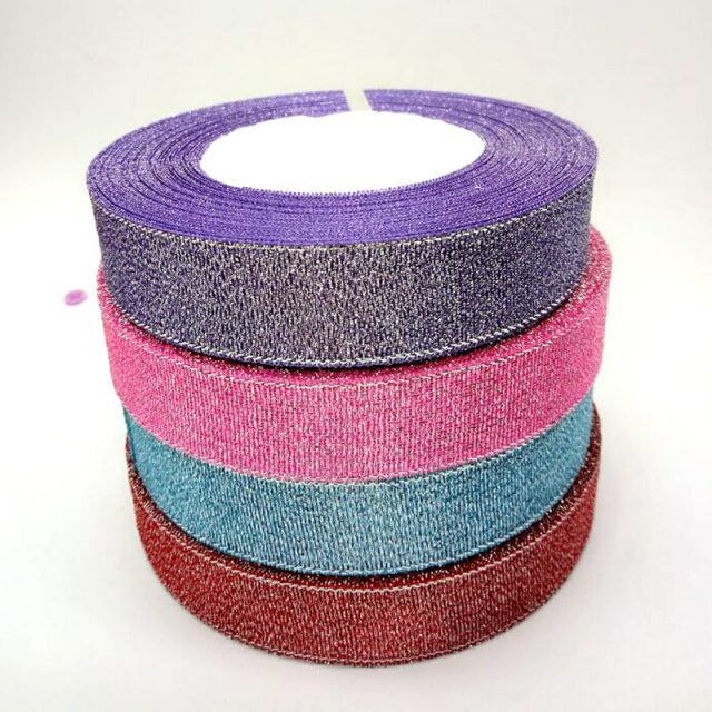 20mm Glitter Ribbon