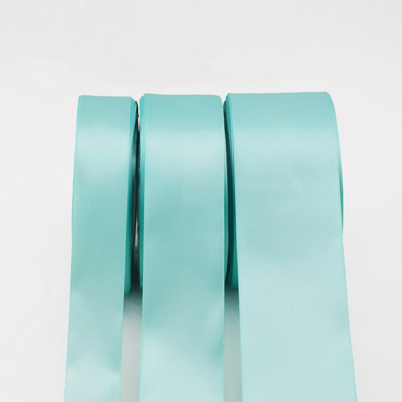 Width Optional 25 Yards Tiffany Blue Ribbon Tiffany Blue Wedding Party Supplies Wedding Decoration Accessories Wedding Gifts