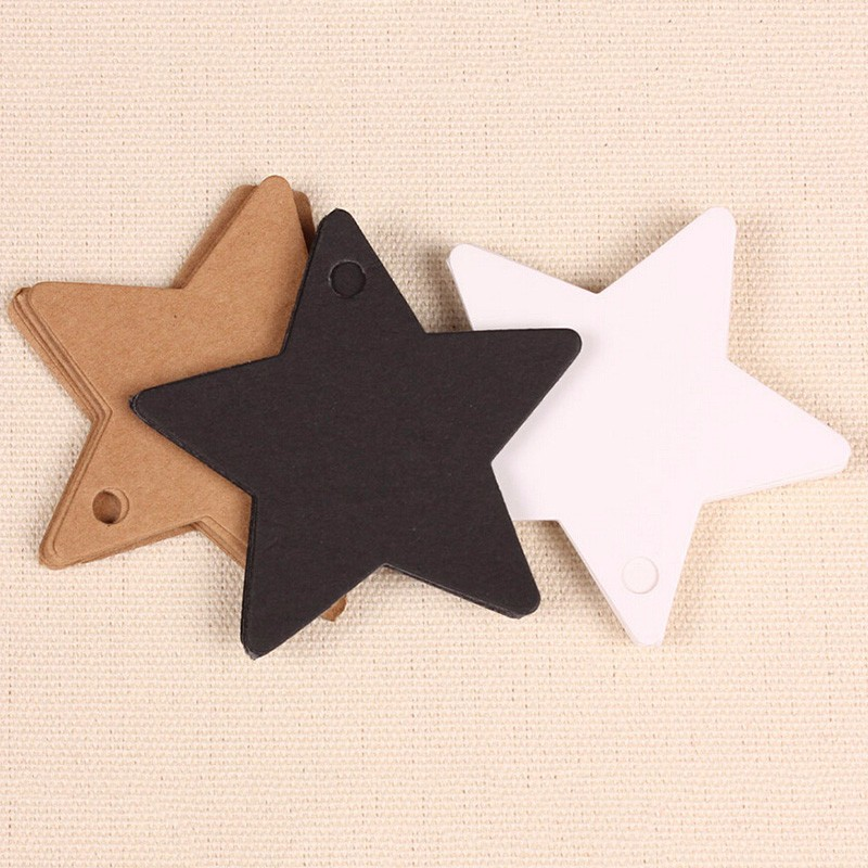 Star Kraft Gift Tags